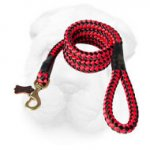 Durable Nylon Cord Shar Pei Leash
