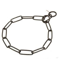 Chain Choke Collar for Shar Pei, 1/9 inch (3 mm) Link Diameter