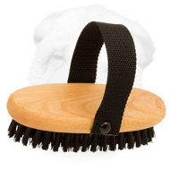 Shar Pei Safe Grooming Brush