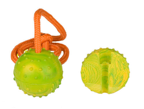 Shar Pei Outdoor Fun Ball Made of Rubber