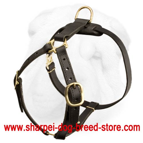 Ultimate Tracking Harness for Sharpei