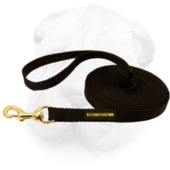 Shar Pei Leash Made of Waterproof Nylon