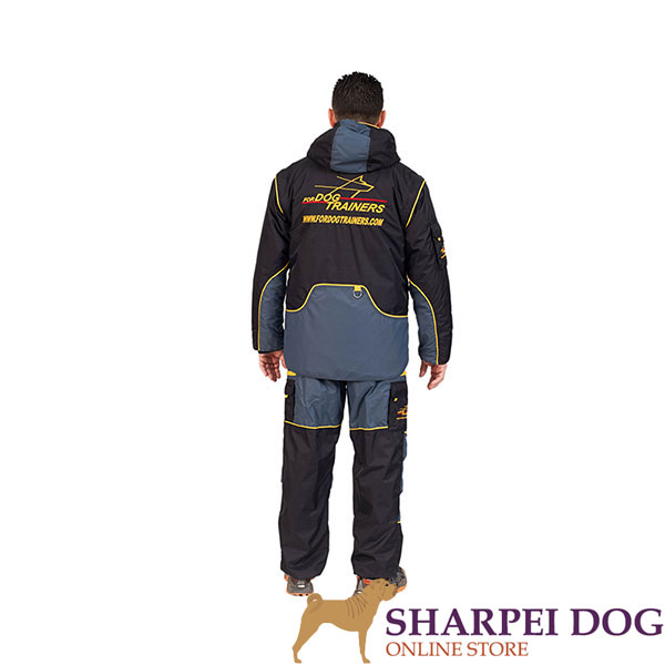 Train your Pet in Light and Reliable Suit