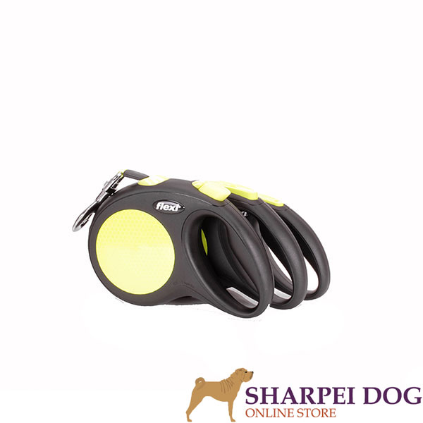 Medium Size Retractable Dog Lead for Walking