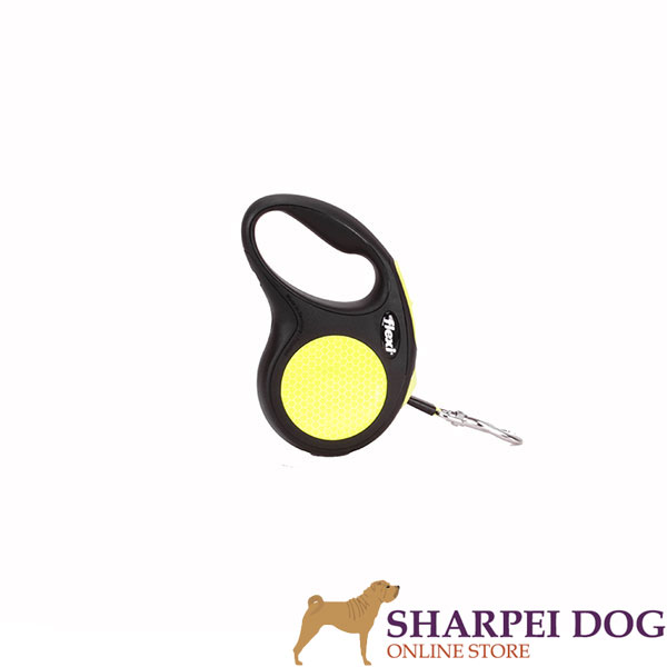 Convenient Flexi Retractable Dog Leash for Everyday walking