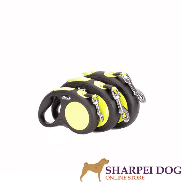 Everyday Use Retractable Dog Lead of Top Quality